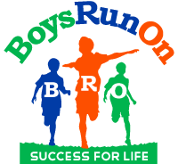 Boys Run On Logo